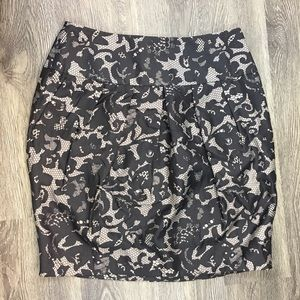 Banana Republic Statement Mini Skirt